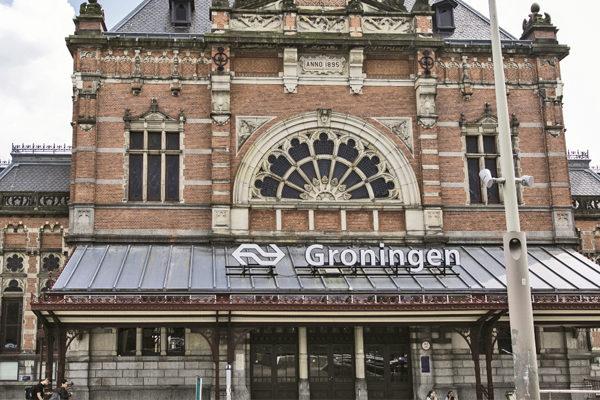 Groningen Spoorzone