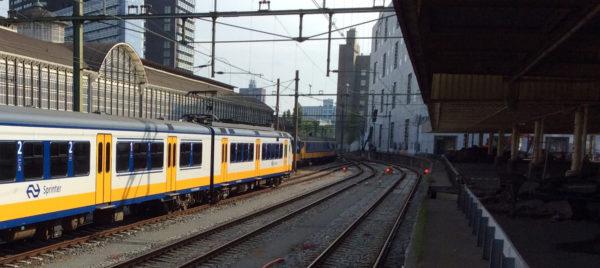 Den Haag Hollands Spoor entree Laakhavenzijde
