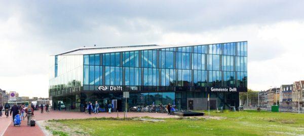 Spoorzone Delft