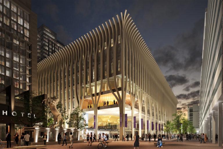 Db-m verwelkomt onderwijs- en cultuurcentrum Spuikwartier als nieuw project