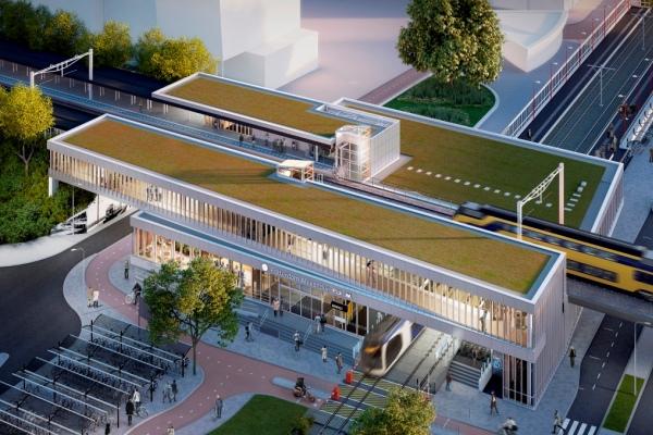 Db-m verwelkomt station Rotterdam Alexander als nieuw project