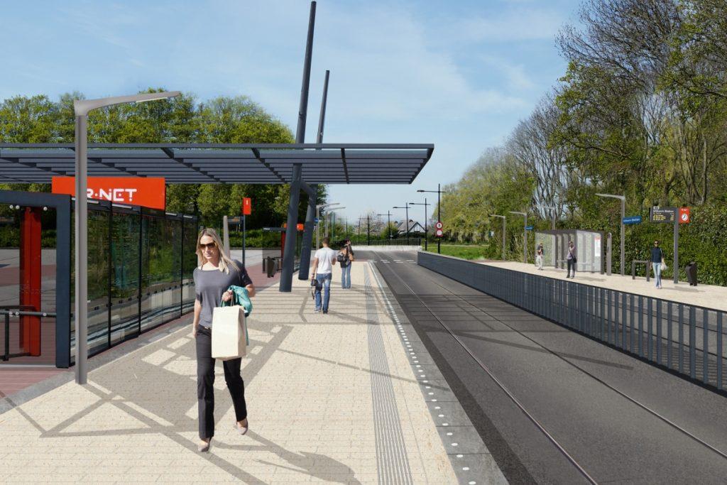 Busstation gegund aan Dura Vermeer