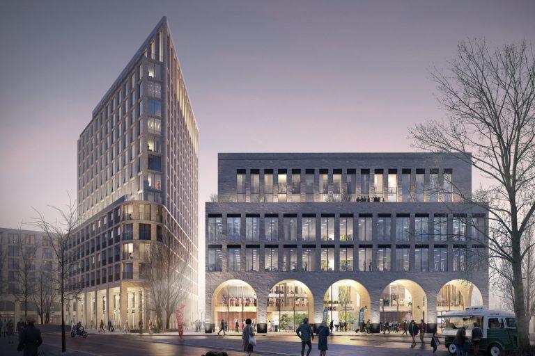 Aloft Hotel en De Leidsche Werf: projectmanagement door db-m