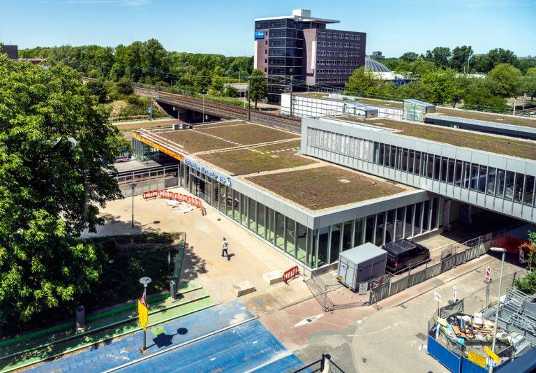 Officiële opening station Rotterdam Alexander op vrijdag 10 juli aanstaande
