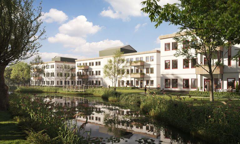 Bouwhuis Groep kiest voor db-m voor begeleiding bouw Edelpark in Nieuwegein