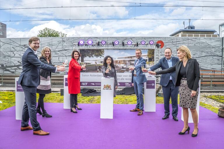 Rotterdam Alexander officieel geopend!