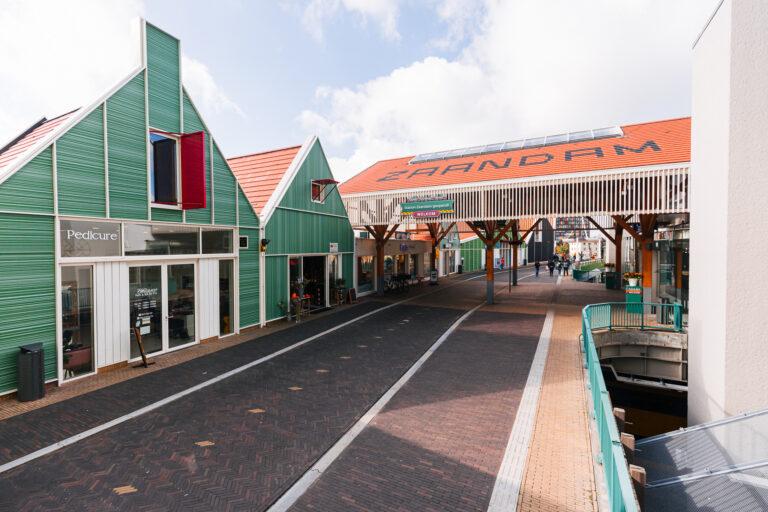 Db-m verwelkomt station Zaandam als nieuw project