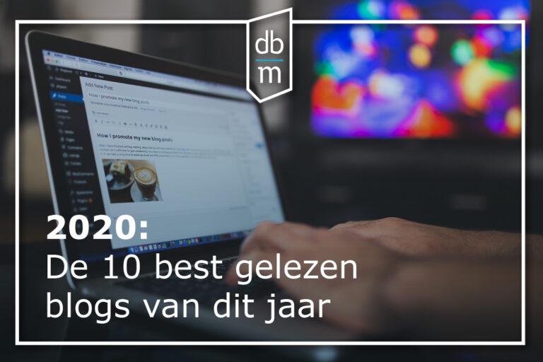 De tien best gelezen blogs van 2020