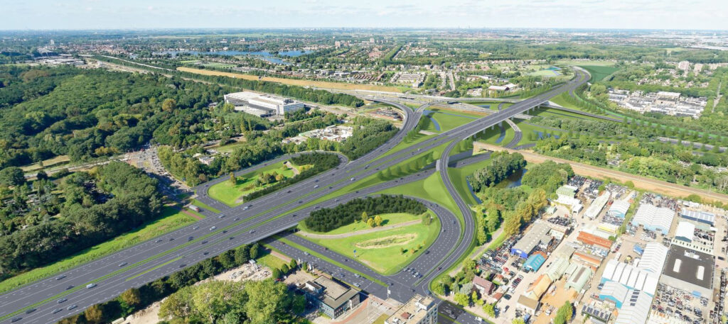 A16 Rotterdam Terbregseplein