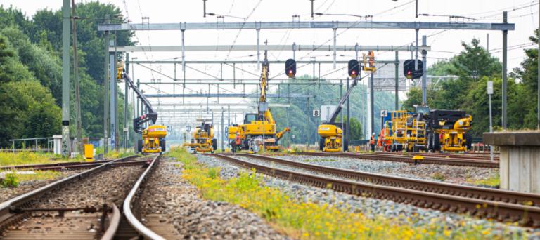 Db-m verzorgt omgevingscommunicatie spoorverdubbeling Heerlen-Landgraaf