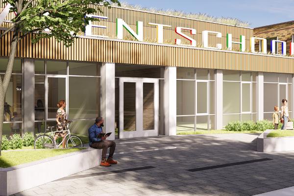 Nieuw project: omgevingscommunicatie voor nieuwbouw Arentschool Rotterdam